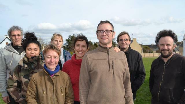 L'équipe de PPGGT - photo Ouest-France